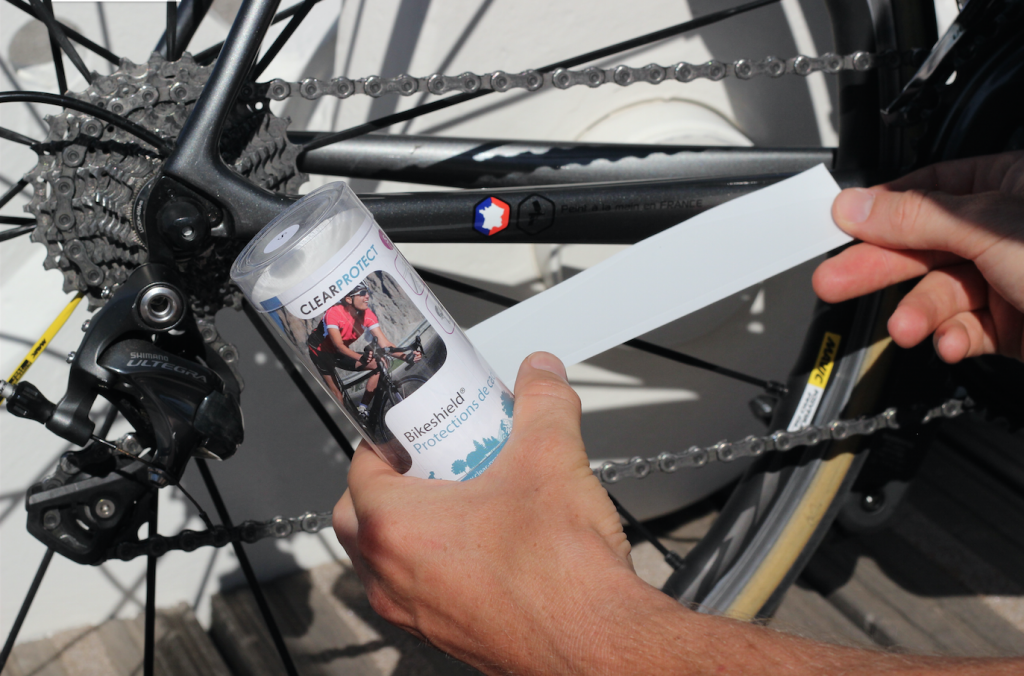 Pourquoi opter pour VeloProtect+ ?