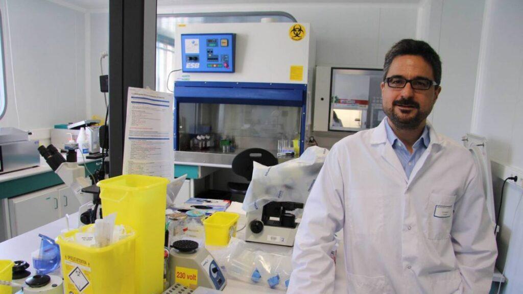 Patrick Legembre, chercheur en médecine, spécialiste des cancers du sein et du lupus