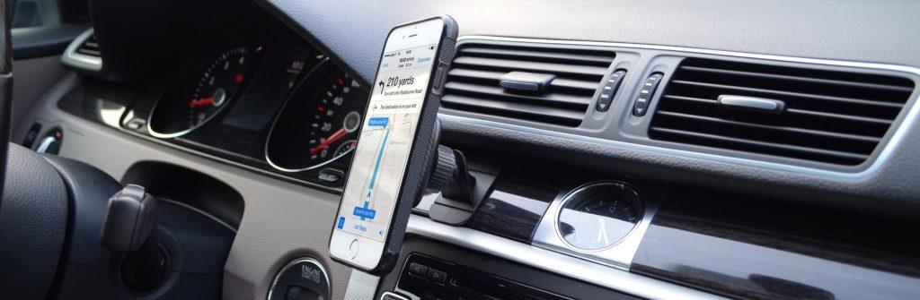 Les meilleurs supports téléphoniques voitures