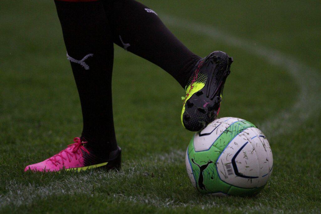 Chaussures de football: secrets techniques