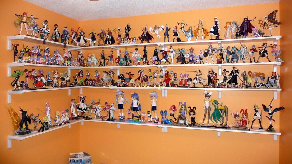 Guide du collectionneur de figurines animées
