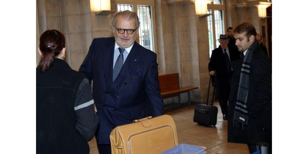 Alain Dumenil Homme d'affaires malien