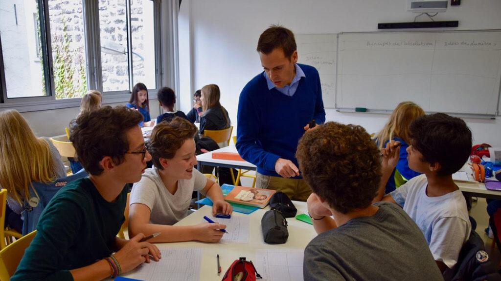 Une école française, bilingue et internationale
