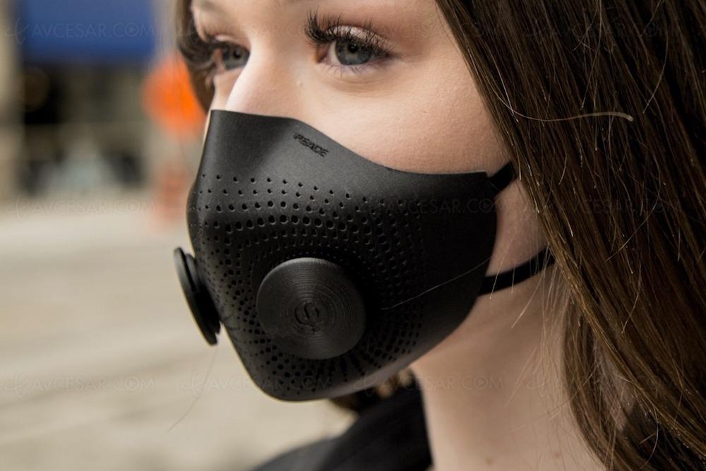 Qu'est-ce qu'un support respiratoire 3D pour masque ?