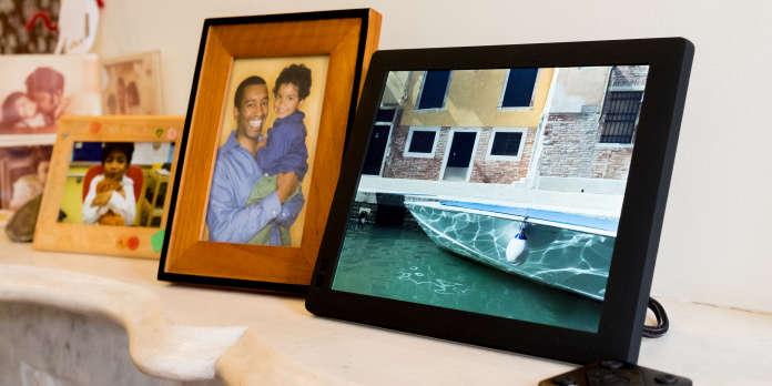 Les avantages d'un cadre photo numérique