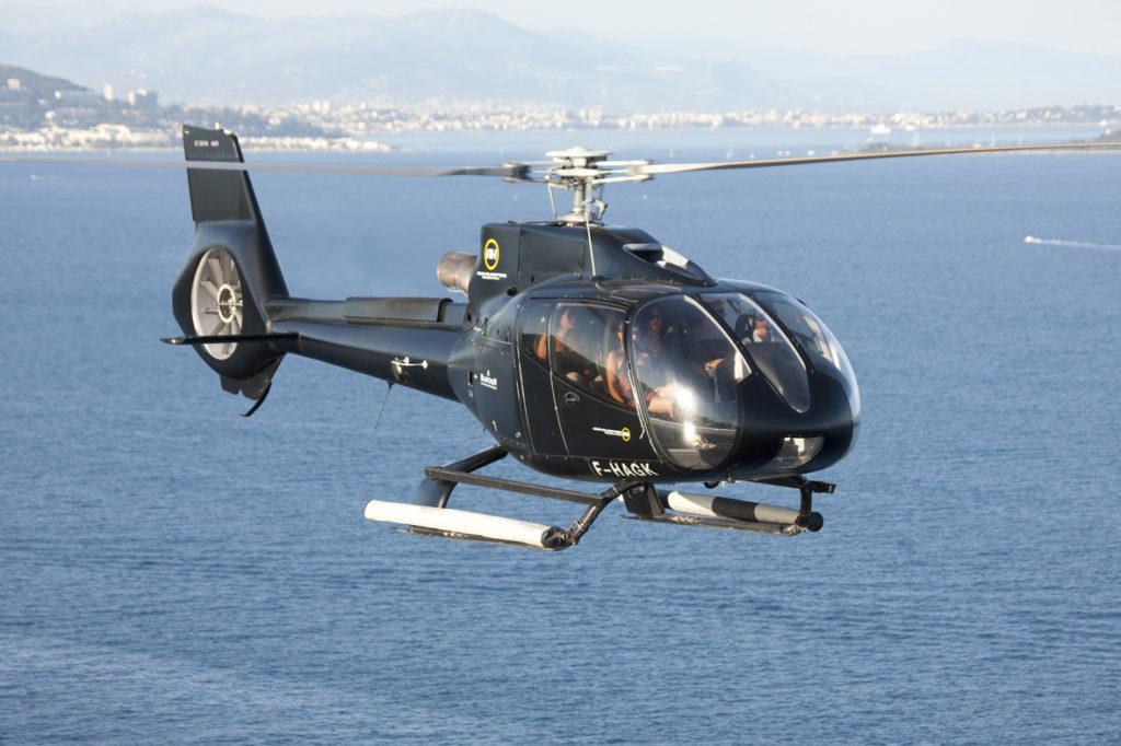 Quels sont les avantages d'un tour en hélicoptère