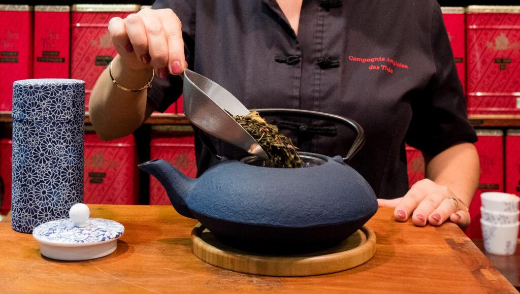 La compagnie Anglaise des thés, un excellent promoteur de thé bio pour votre bien-être