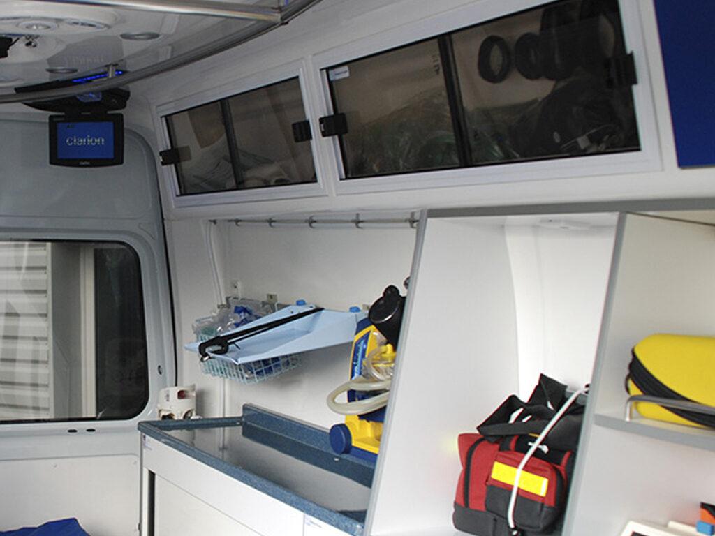 Quels sont les services proposés par SOS Ambulance ?