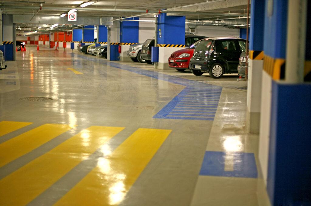 Clean Park, un professionnel du nettoyage des parkings publics