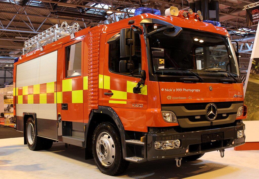 Avantages des Unités de Lutte Contre L'incendie À Enfiler