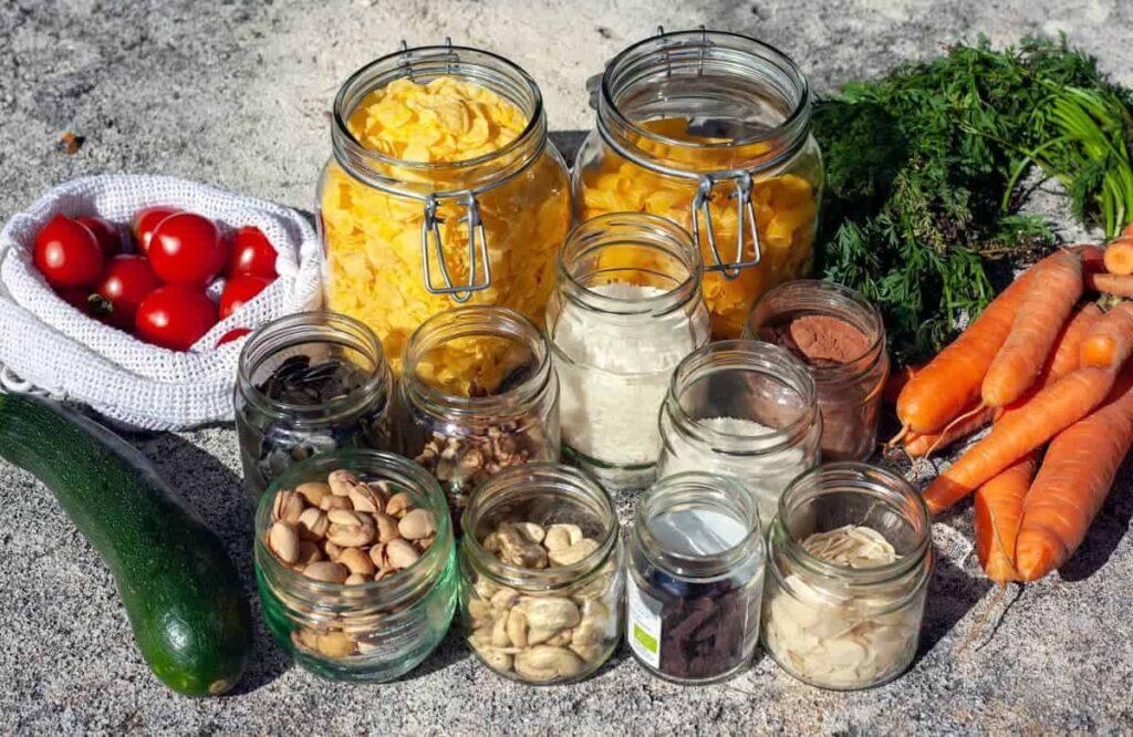 Les avantages d'acheter des aliments en vrac