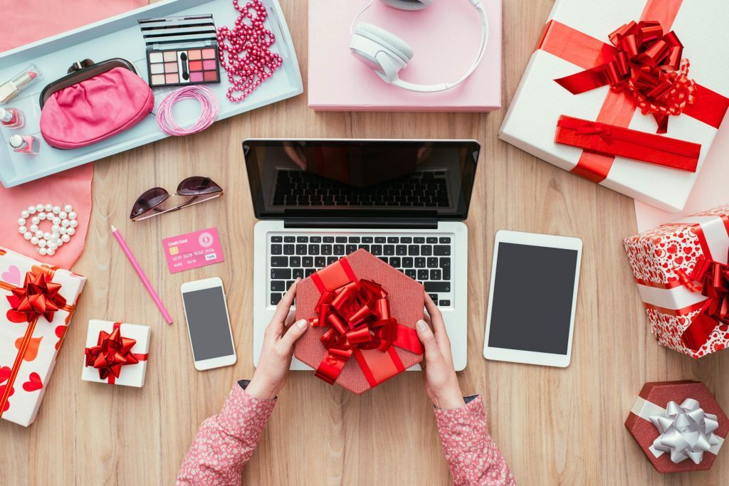 Choisir un cadeau