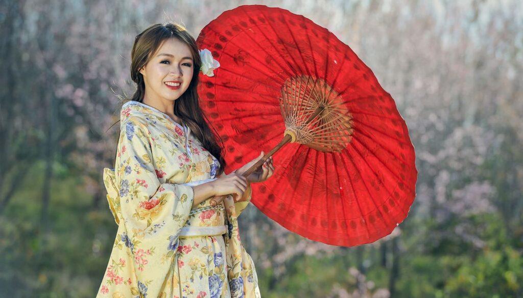 Où acheter un kimono japonais pour femme ?