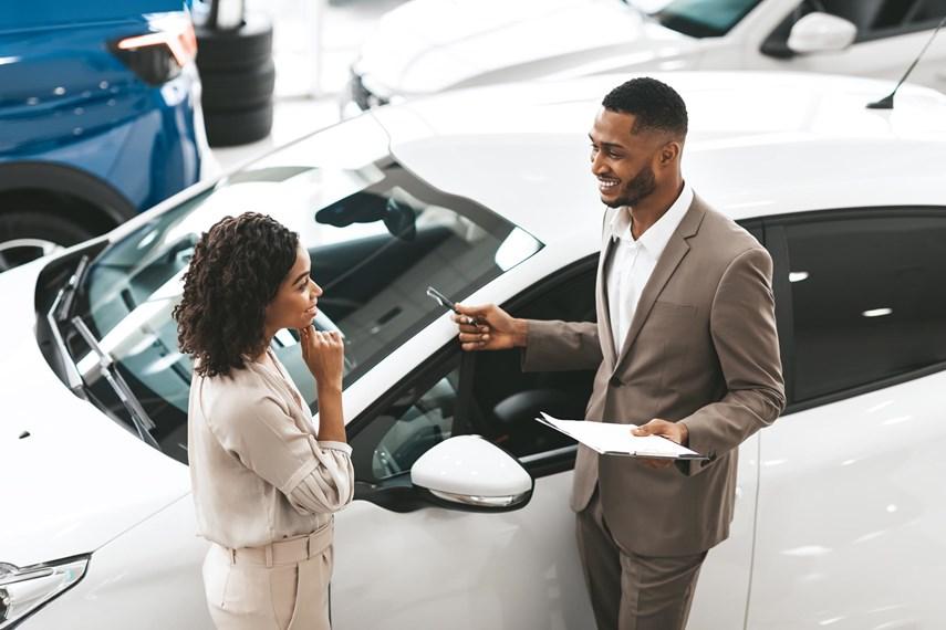 Principaux avantages de l'achat d'une nouvelle voiture